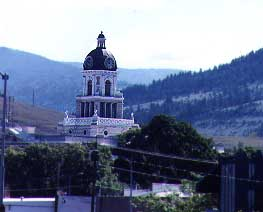 The Missoula Courthouse  Tower